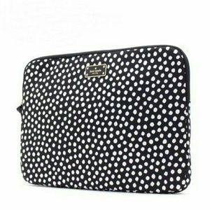Kate Spade Blake Avenue Musical Dots Laptop Cover